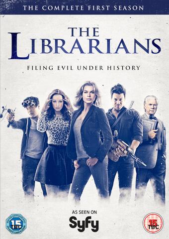 The Librarians - Season 1