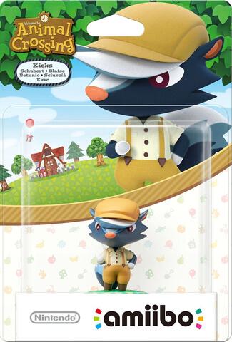 Amiibo Animal Crossing Blaise