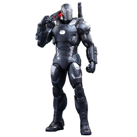 Hot Toys Marvel Captain America Civil War War Machine Mark III 12 Inch Figure
