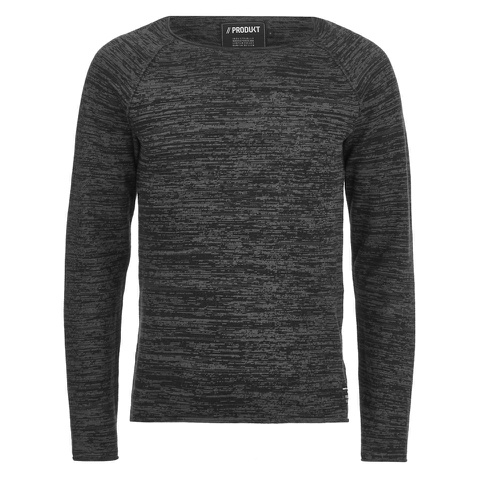 Produkt Men's Space Dye Jumper - Black