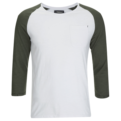 Produkt Men's 3/4 Raglan Sleeve Top - Beetle