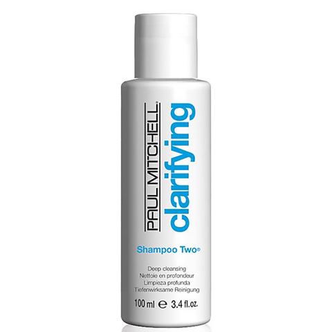 Paul Mitchell Shampoo Two Clarifying Shampoo (100ml) (Free Gift)