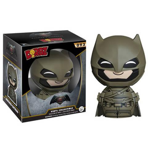 DC Comics Batman v Superman Dawn of Justice Armored Batman EXC Dorbz Action Figure