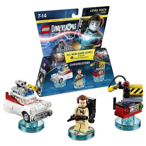 LEGO Dimensions Het Ghostbusters™ Level Pakket