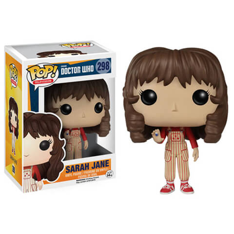 Doctor Who Sarah Jane Smith Funko Pop! Figuur