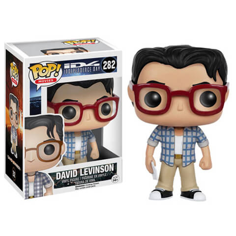 Independence Day POP! Movies Vinyl Figura David Levinson
