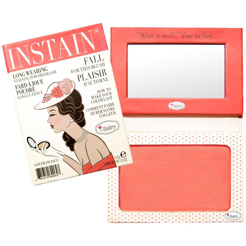 theBalm Instain Long-Wearing Blush (Various Shades)