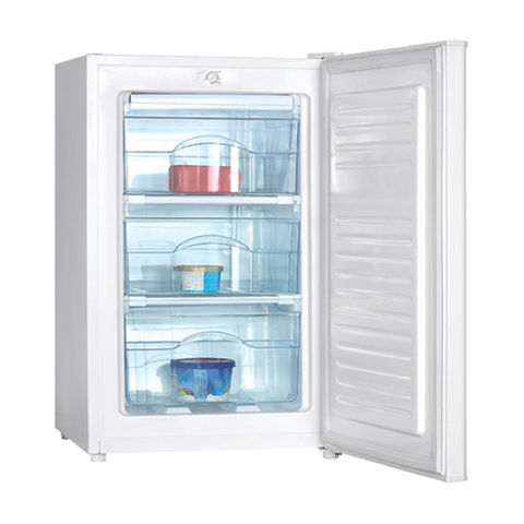 Signature S31002 Under Counter Freezer - White - 65L