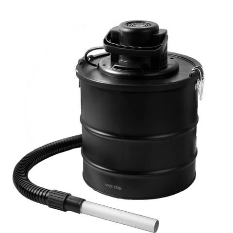 Warmlite WL28005A Cylinder Vacuum - Black - 18L