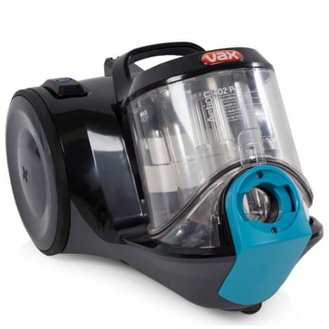 Vax C86IDPE Impact Bagless Cylinder Vacuum Cleaner