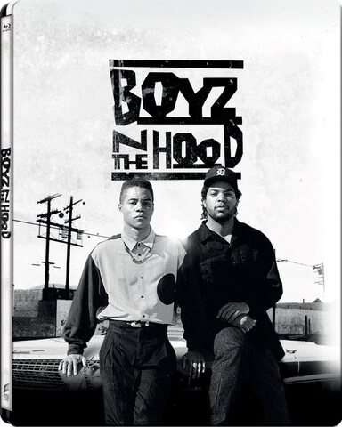 Boyz 'n' the Hood - Zavvi Exclusive Limited Edition Steelbook