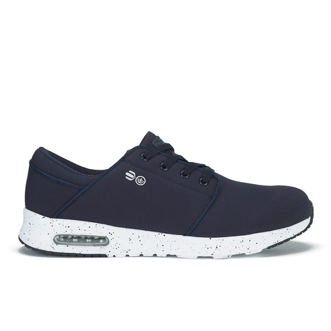 Crosshatch Men's Tamesis Trainers - Mood Indigo