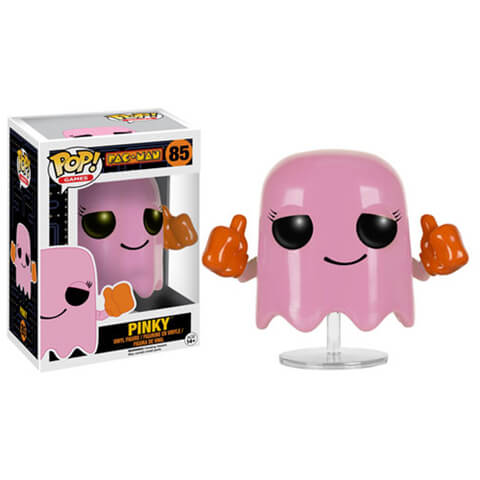 Pac-Man Pinky Funko Pop! Figur
