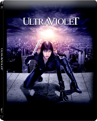 Ultraviolet - Zavvi Exclusive Limited Edition Steelbook (Limited to 2000)