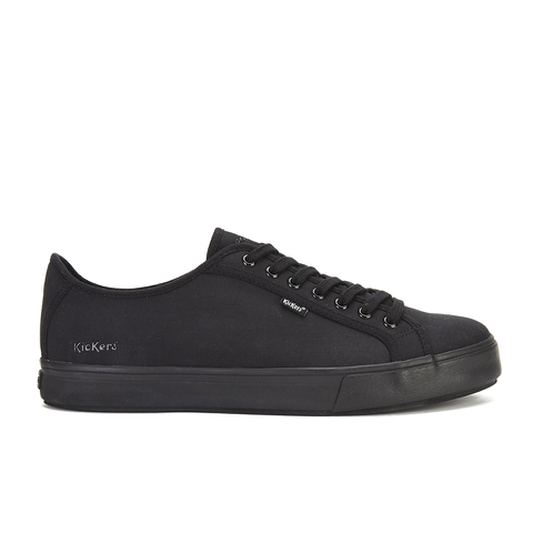Kickers Men's Tovni Lacer Lace Up Shoe - Black