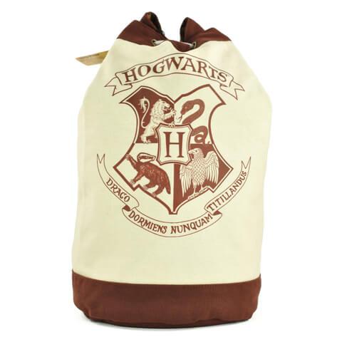 Harry Potter Hogwarts Crest Duffle Bag