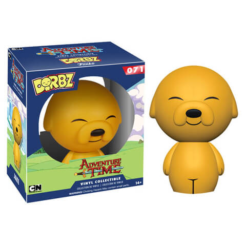 Adventure Time Jake Dorbz Figuur