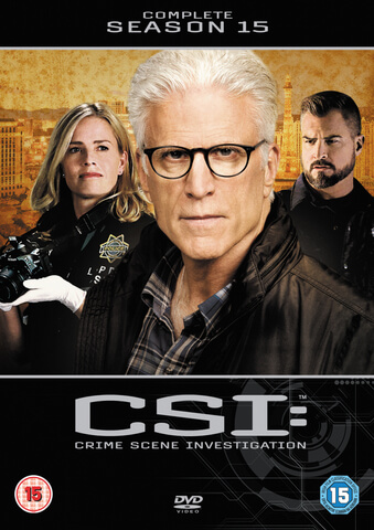 CSI Vegas: The Complete Season 15