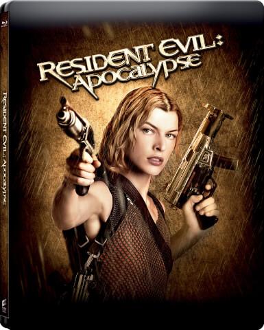 Resident Evil - Apocalipsis - Steelbook Exclusivo de Edición Limitada (2000 Copias)