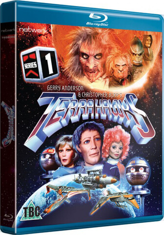 Terrahawks: The Complete First Series