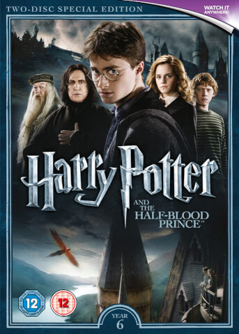 Harry Potter And The Half Blood Prince 2016  Edition