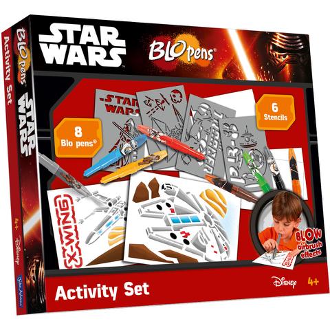 John Adams Star Wars Blopens Activity Set