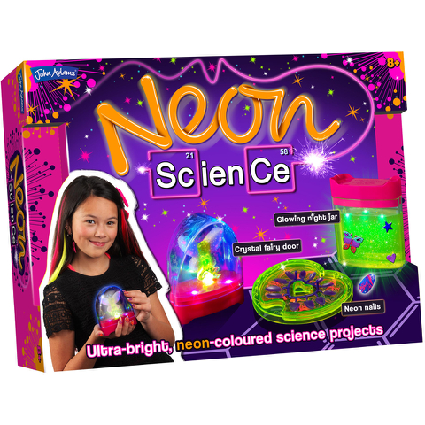 John Adams Neon Science