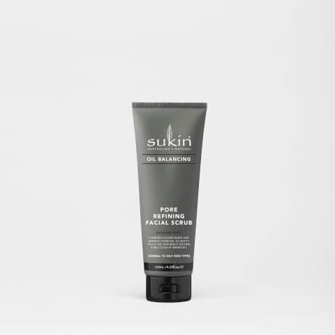 Oil Balancing+ Charcoal Pore Refining Facial Scrub 125ml