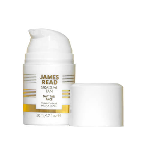 James Read Day Tan Face