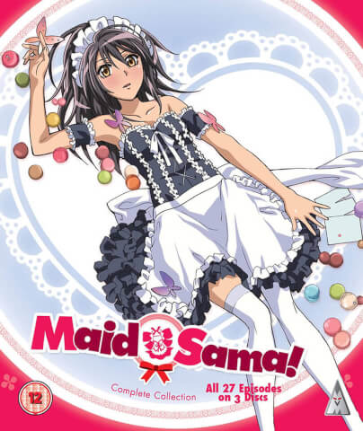 Maid Sama Collection
