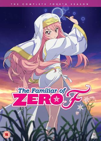 Familiar Of Zero:F Season 4