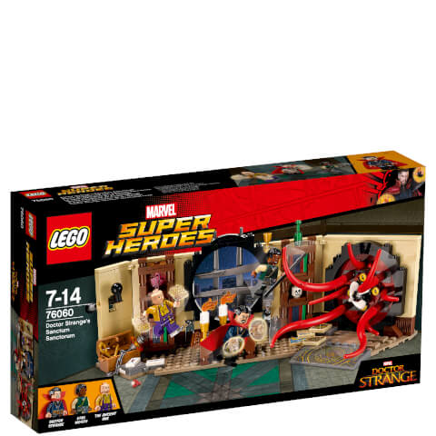 LEGO Superheroes: Doctor Strange und sein Sanctum Sanctorum (76060)