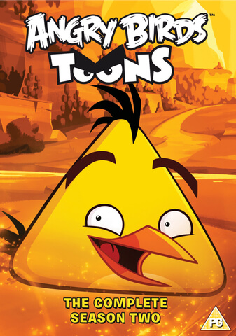 Angry Birds Toons - The Complete Season 2 - Big Face Edition