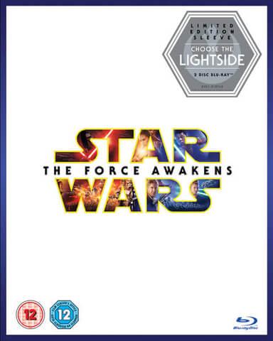 Star Wars: Das Erwachen der Macht - Limited Edition Lichte Seite Hülle