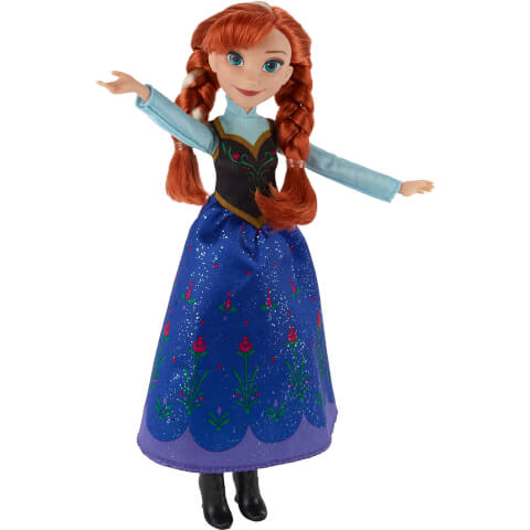 Frozen Disney Princess Anna Doll
