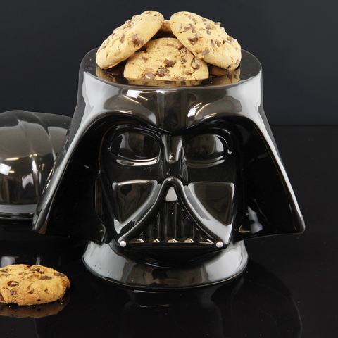 Pot à Cookies Dark Vador Star Wars