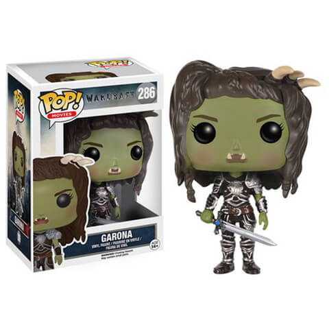 Figura Pop! Vinyl Garona - Warcraft: El Origen