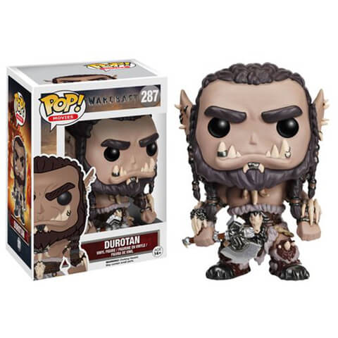 Figurine Durotan Warcraft Funko Pop!