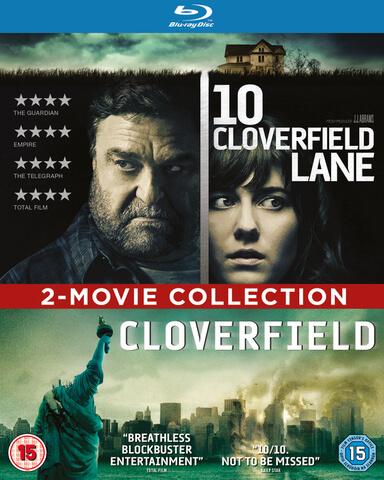 Cloverfield/10 Cloverfield Lane Boxset