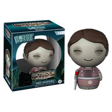 Bioshock Little Sister Dorbz Vinyl Figur