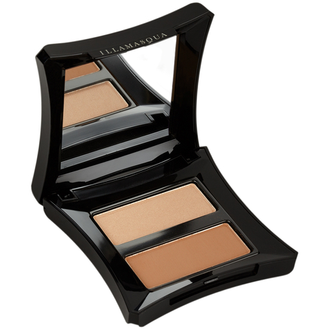 Illamasqua Sculpting Face Powder Duo - Illum/Nefertiti