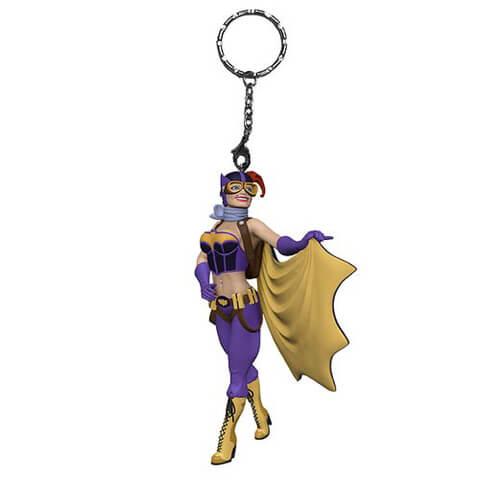 DC Comics Bombshells Batgirl Figure Key Chain