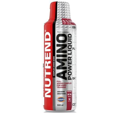 Nutrend Amino Power Liquid