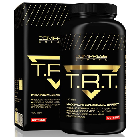 Nutrend Compress T.R.T. - 120 Capsules