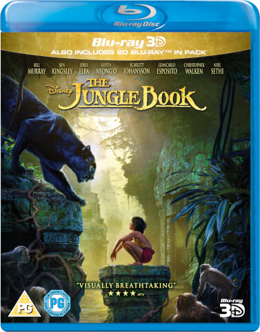 Le Livre de la jungle 3D (+ Version 2D)