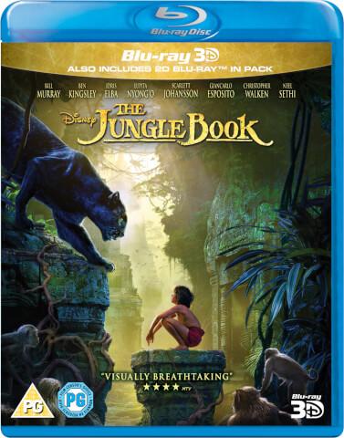 Das Dschungelbuch 3D