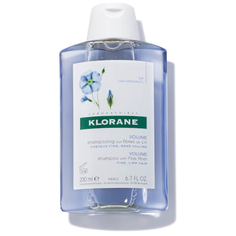 KLORANE Shampoo with Flax Fiber 6.7oz