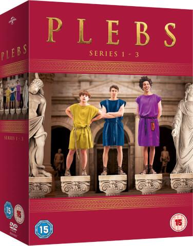 Plebs: Series 1-3