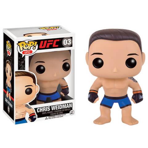 Figura Pop! Vinyl Chris Weidman - UFC