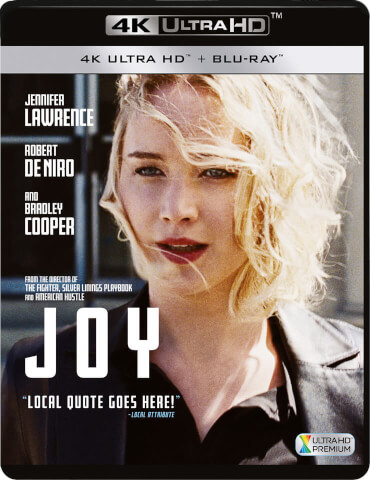 Joy - 4K Ultra HD
